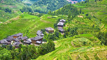 Private Tour of Dragon's Backbone Rice Terraces in Longsheng, Guilin, Plantation Tours