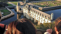 Loire Valley Hot-Air Balloon Ride, Loiredalen