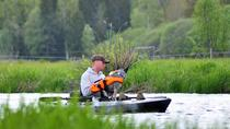 4-Hour Guided Fishing Trip by Kayak, Central Sweden, Fishing Charters & Tours