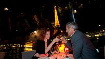Bateaux Parisiens Dinner Cruise on the Seine, Paris, Dinner Cruises