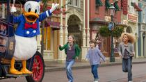 Disneyland Resort Paris with Transfer from Central Paris, Paris, Theme Park Tickets & Tours
