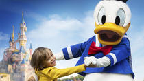 Disneyland Resort Paris with Transfer from Central Paris, Paris, Disney® Parks