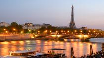 Eiffel Tower Dinner and Seine River Cruise by Minivan, Paris, Bus & Minivan Tours
