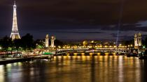 Eiffel Tower, Seine River Cruise and Moulin Rouge Show, Paris, Night Cruises