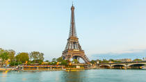Eiffel Tower, Seine River Cruise and Moulin Rouge Show, Paris, Hop-on Hop-off Tours