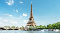 Eiffeltoren zonder wachtrij, cruise over de Seine en sightseeingtour door Parijs, Paris, Skip-the-Line Tours
