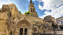 Full Day Guided Bordeaux & Saint Emilion with Wine Tastings by High Speed Train, Paris, Bike & ...