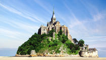 Independent Mont St-Michel Tour with Transport from Paris, Paris, Rail Tours