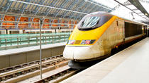 London Day Trip from Paris by Eurostar, Paris, Rail Tours