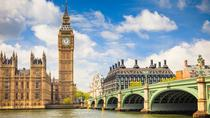 London Day Trip from Paris by Eurostar including Thames River Cruise, Paris, Rail Tours
