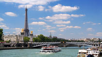 Lunch Seine River Cruise with 3-Course Gourmet Meal, Paris, Day Cruises