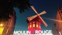 Marina de Paris riviercruise met diner over de Seine en Moulin Rouge-show, Paris, Dinner Cruises