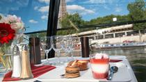 Marina de Paris Seine River Cruise with 3-Course Meal, Paris, Private Sightseeing Tours