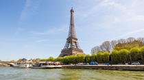 Marina de Paris Seine River Cruise with 3-Course Meal, Paris, Dinner Cruises