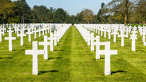 Normandy D-Day Beaches Day Trip with American Cemetery and optional lunch, Paris, null