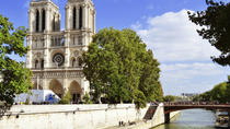Notre Dame Cathedral Audio Tour och Latin Quarter Walking Tour, Paris, Rundturer med audioguide