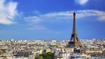 Paris by Bus with Eiffel Tower 2nd Level Access and 3-Course Lunch, Paris