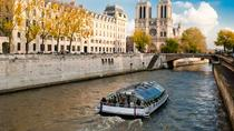 Paris City Tour and Seine River Cruise, Paris, Dinner Cruises