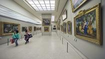 Paris City Tour by Minivan, Louvre Museum and Seine River Lunch Cruise