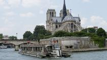 Paris City Tour by Minivan, Seine River Cruise and Lunch at the Eiffel Tower, Paris, Dinner Cruises