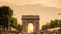 Paris City Tour, Seine River Cruise and Eiffel Tower, Paris, Night Cruises