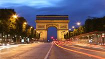 Paris Evening Tour on an Open-Top Bus, Paris, Private Sightseeing Tours