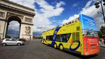 Paris Hop-On Hop-Off Combo: Sightseeing Bus and Seine River Cruise, Paris, Attraction Tickets