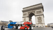 Paris Hop-On Hop-Off Combo: Sightseeing Bus and Seine River Cruise, Paris, Hop-on Hop-off Tours