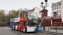 Paris L'Open Hop-On Hop-Off Bus Tour, Paris, Rail Tours