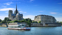 Private Tour: Paris City Sightseeing and Seine River Cruise with Lunch at the Eiffel Tower, Paris