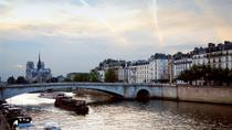 Seine River Cruise and Paris Illuminations Tour, Paris, Hop-on Hop-off Tours
