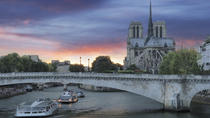 Seine River Cruise, Paris Illuminations and Dinner on the Champs-Elysees, Paris, Night Tours
