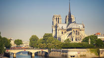 Sightseeing Tour of Paris with Lunch Cruise, Paris, Bus & Minivan Tours