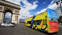 Tour combinato Hop-On Hop-Off di Parigi: autobus turistico e crociera sulla Senna, Parigi