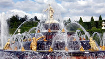 Versailles Guided Tour with Optional Fountain Show, Paris, Helicopter Tours