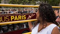 Zonder wachtrij: ticket voor het Louvre en Big Bus hop-on hop-off tour, Parijs, Hop-on Hop-off tours