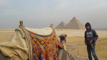 2 days tour to pyramids -city tour and ridding camel and vegetarian lunch, Giza, Multi-day Tours