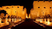 Sound and Light show in karnak temple, Luxor, Light & Sound Shows