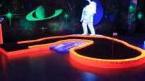 Glow In The Dark 18 Hole Mini Golf - Wafi Mall In Dubai , Dubai, Golf Tours & Tee Times