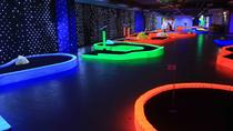 Glow In The Dark 18 Hole Mini Golf - Wafi Mall In Dubai, Dubai, Night Tours