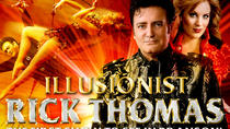 Illusionist Rick Thomas in Branson, Branson, Theater, Shows & Musicals