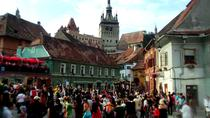 Full-Day Tour to Sighisoara from Bucharest, Bucharest, Day Trips