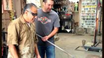 Glass Blowing Beginners Class in Santa Barbara, Santa Barbara