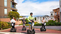 Advanced Lombard Street Segway Tour, San Francisco, null