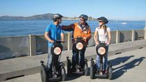 Alcatraz and Hills of San Francisco Segway Tour, San Francisco, Bus & Minivan Tours