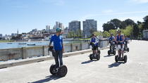 Segwaytour langs San Francisco Wharf en de waterkant, San Francisco, Segway-tours