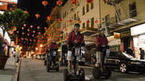 Tour in Segway notturno di Chinatown e Little Italy, San Francisco, Tour in Segway