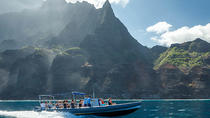 Afternoon Na Pali Adventure, Kauai, Dolphin & Whale Watching