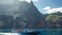 Afternoon Napali Adventure, Kauai, Dolphin & Whale Watching