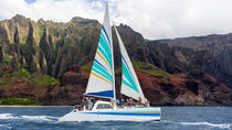 Na Pali Coast Kauai Snorkel and Sail, Kauai, Sunset Cruises